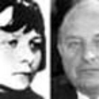 Verena Becker und Siegfried Buback - physiognomischer Vergleich