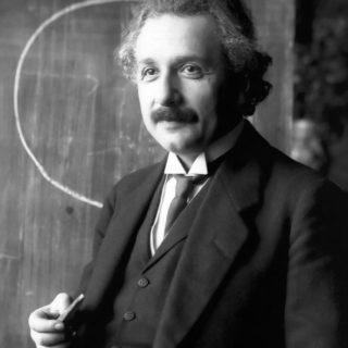 Albert Einstein (1921), Foto: Ferdinand Schmutzer