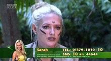 Dschungelcamp - Sarah Knappik
