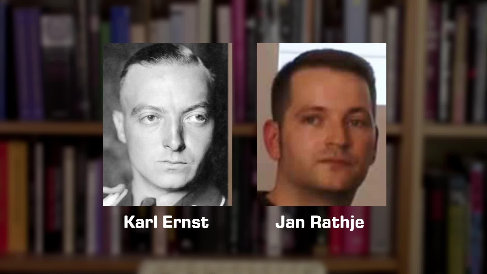 Jan Rathje - Karl Ernst - Amadeu Antonio Stiftung - Sturmabteilung SA