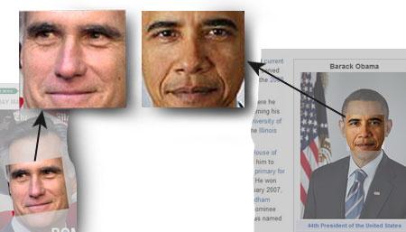 Mitt Romney, Barack Obama, US-Präsidentschaftswahlkampf