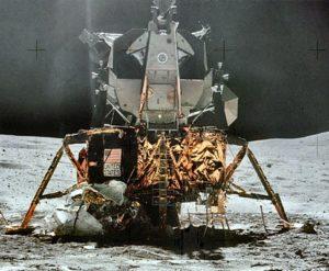 Mondlandung Apollo