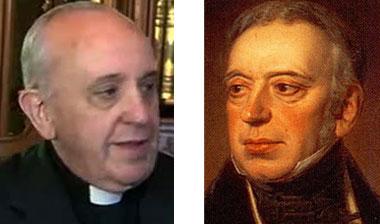 Papst Franziskus I. - Salomon Rothschild