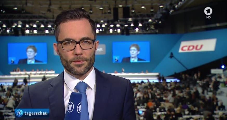 Michael #Stempfle beim #CDU-Parteitag